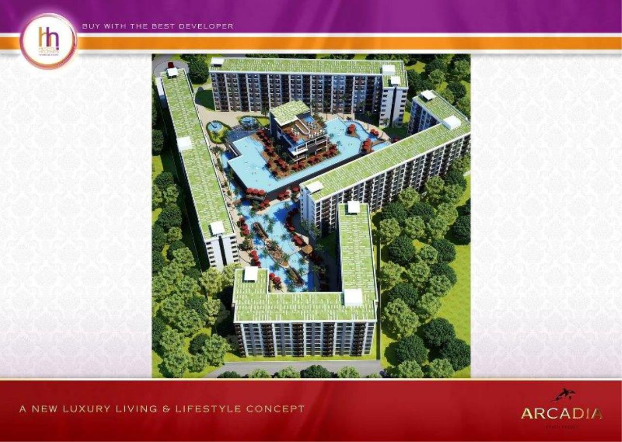 RE/MAX Town & Country Property Agency's Brand new condo in South  Pattaya 3