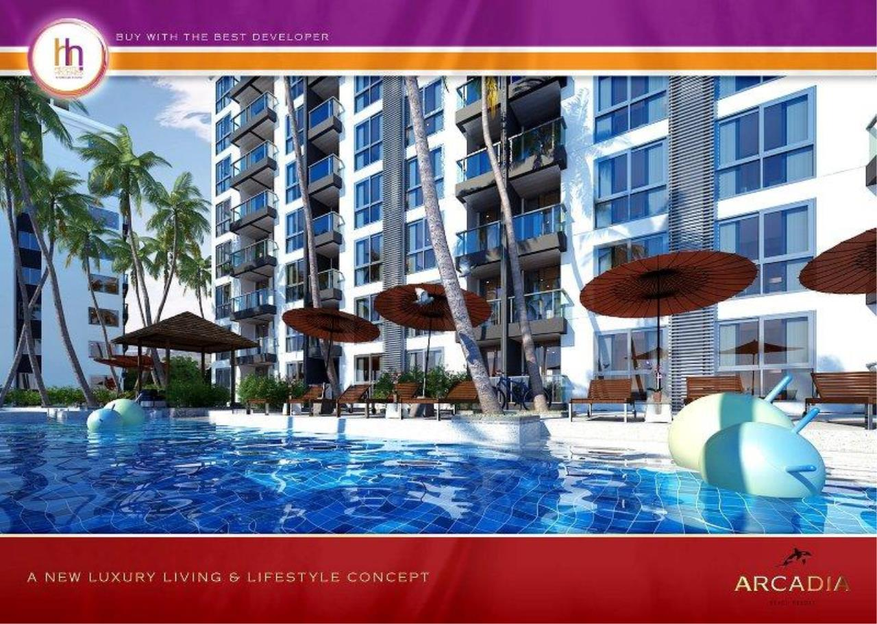 RE/MAX Town & Country Property Agency's Brand new condo in South  Pattaya 5