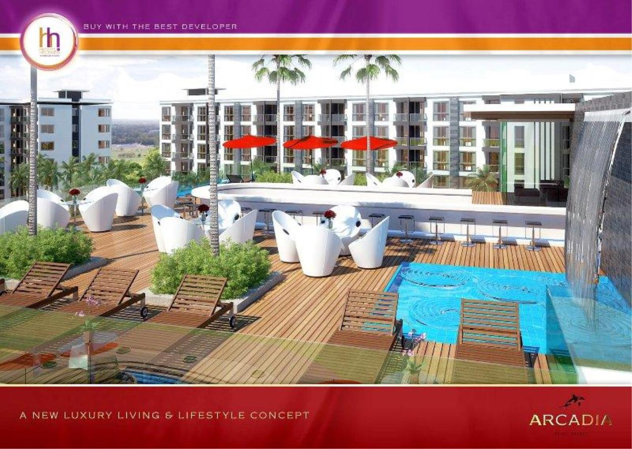 RE/MAX Town & Country Property Agency's Brand new condo in South  Pattaya 9