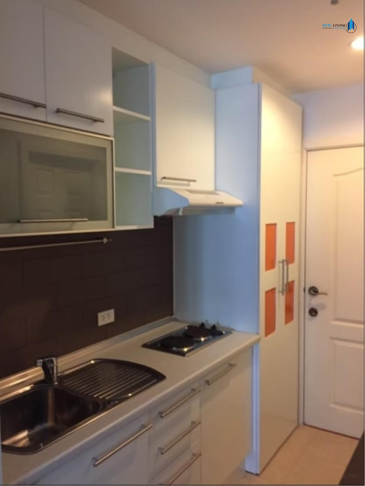 New Living Thailand Agency's **** Rental price !!! Grand park view asok 1 bedroom 31 sq.m. 2