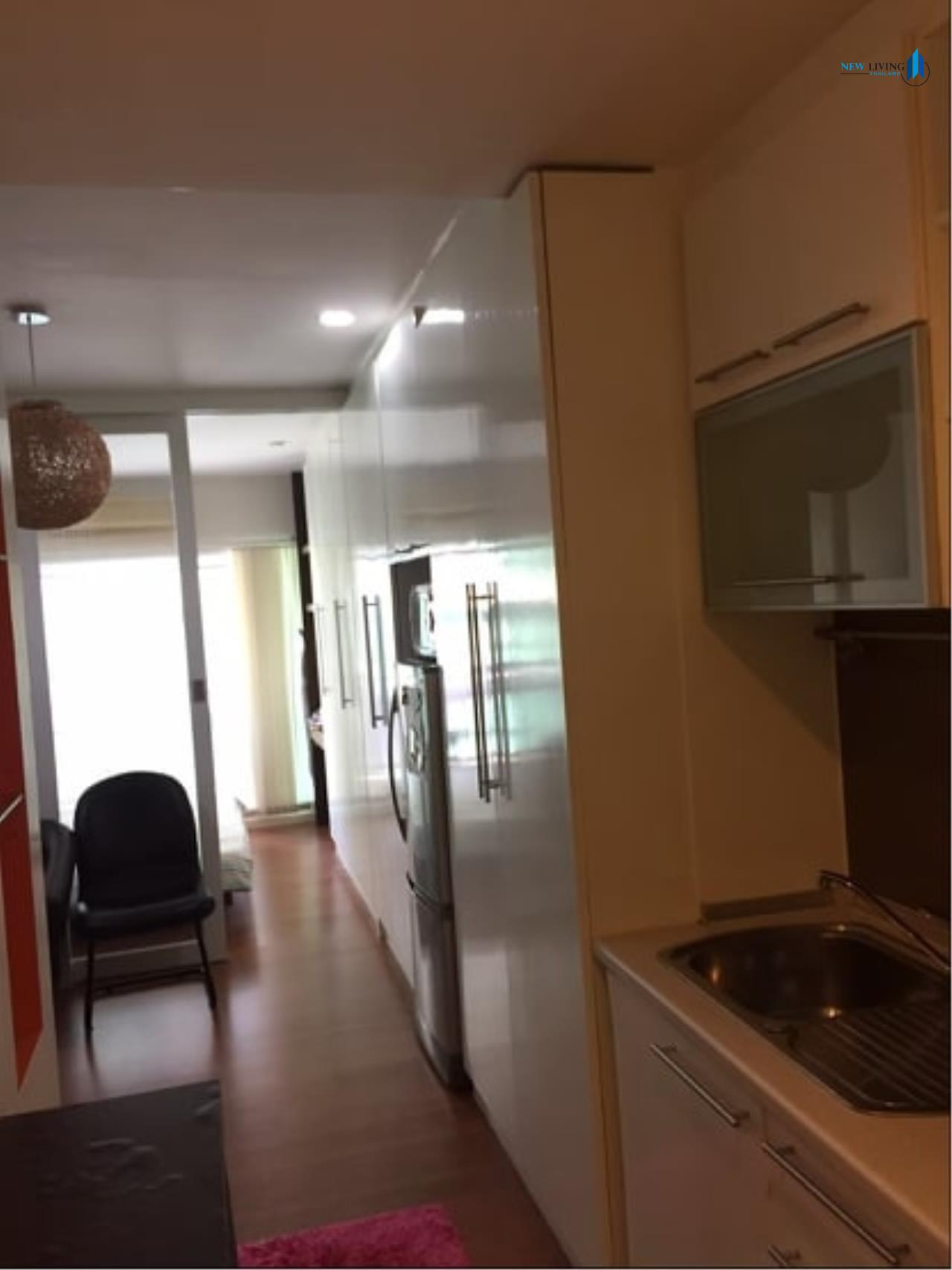 New Living Thailand Agency's **** Rental price !!! Grand park view asok 1 bedroom 31 sq.m. 7
