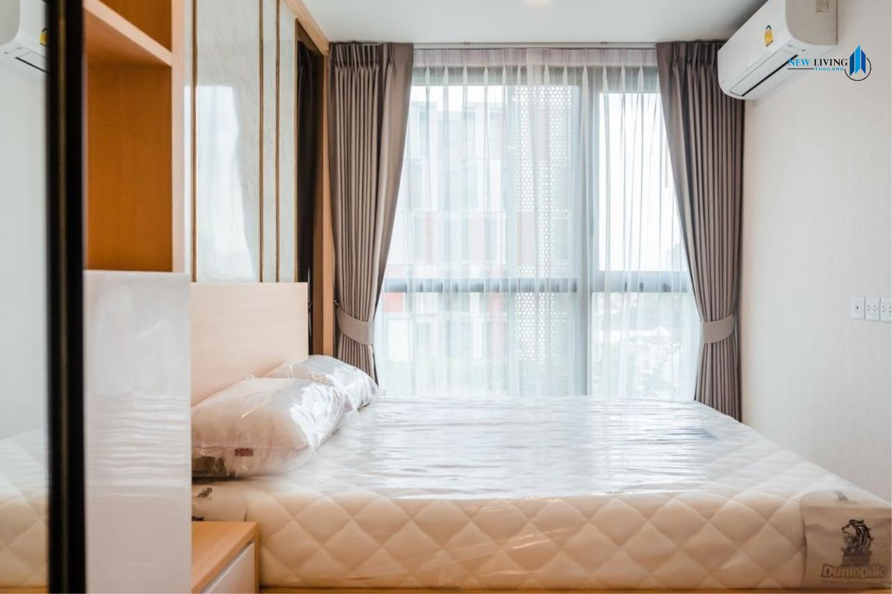 New Living Thailand Agency's *** Urgent rent !!! Taka Haus 1 Bedroom 34.72 sq m, fully furnished, high floor, beautiful room *** 1