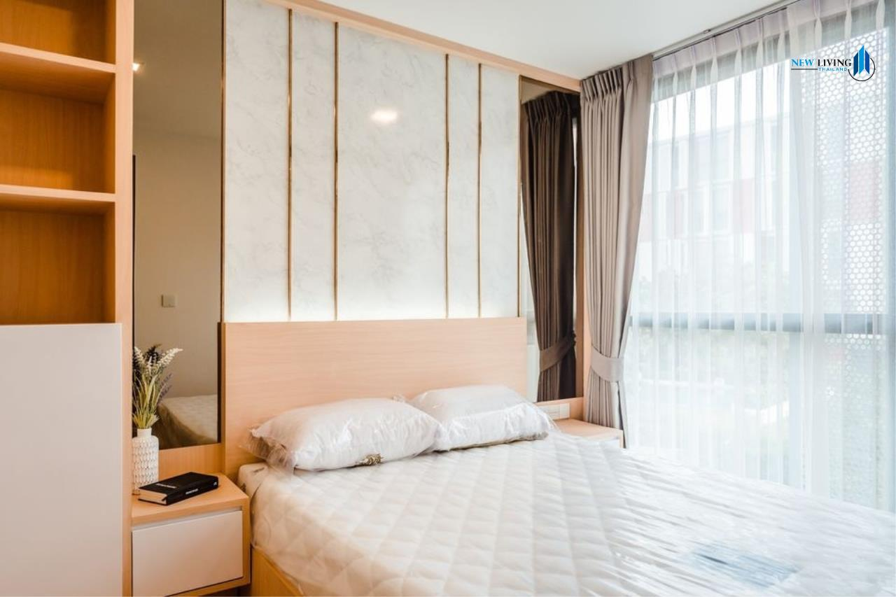New Living Thailand Agency's *** Urgent rent !!! Taka Haus 1 Bedroom 34.72 sq m, fully furnished, high floor, beautiful room *** 2