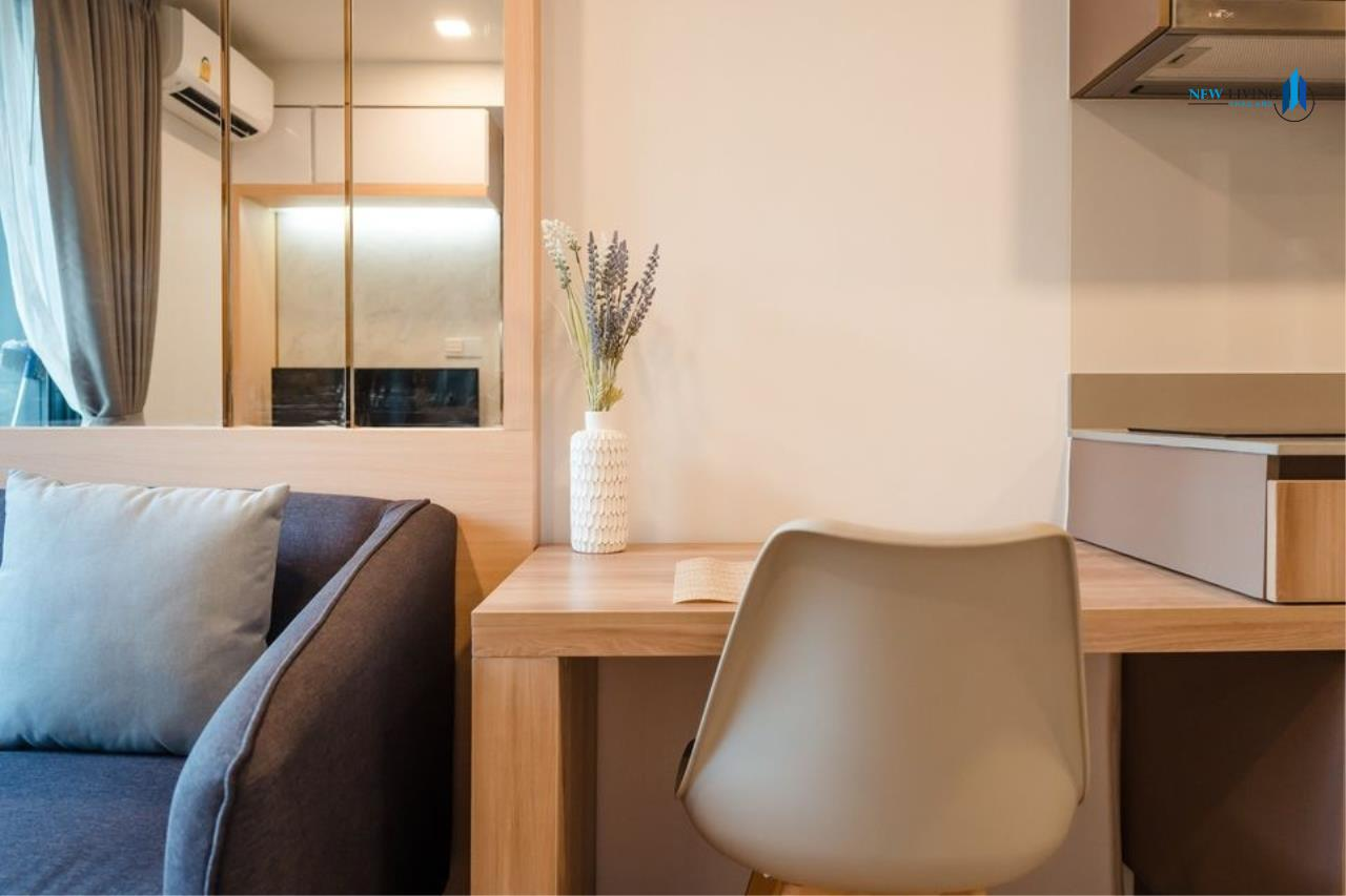 New Living Thailand Agency's *** Urgent rent !!! Taka Haus 1 Bedroom 34.72 sq m, fully furnished, high floor, beautiful room *** 10