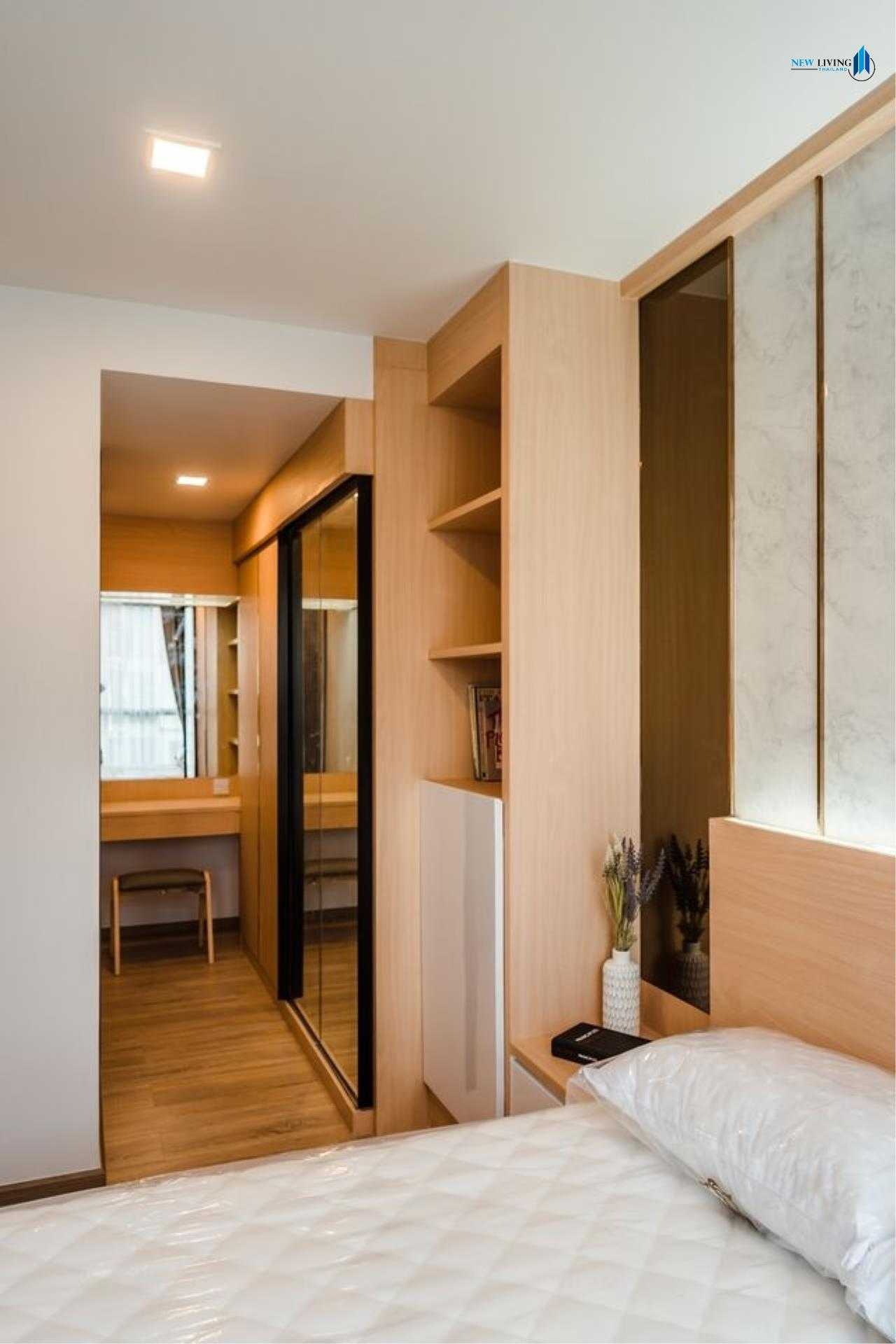 New Living Thailand Agency's *** Urgent rent !!! Taka Haus 1 Bedroom 34.72 sq m, fully furnished, high floor, beautiful room *** 5