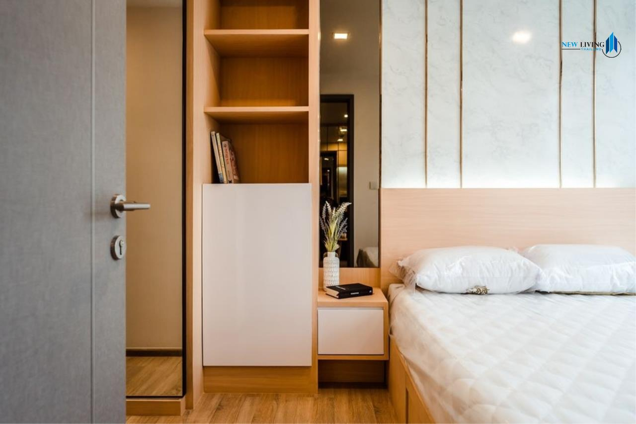 New Living Thailand Agency's *** Urgent rent !!! Taka Haus 1 Bedroom 34.72 sq m, fully furnished, high floor, beautiful room *** 4