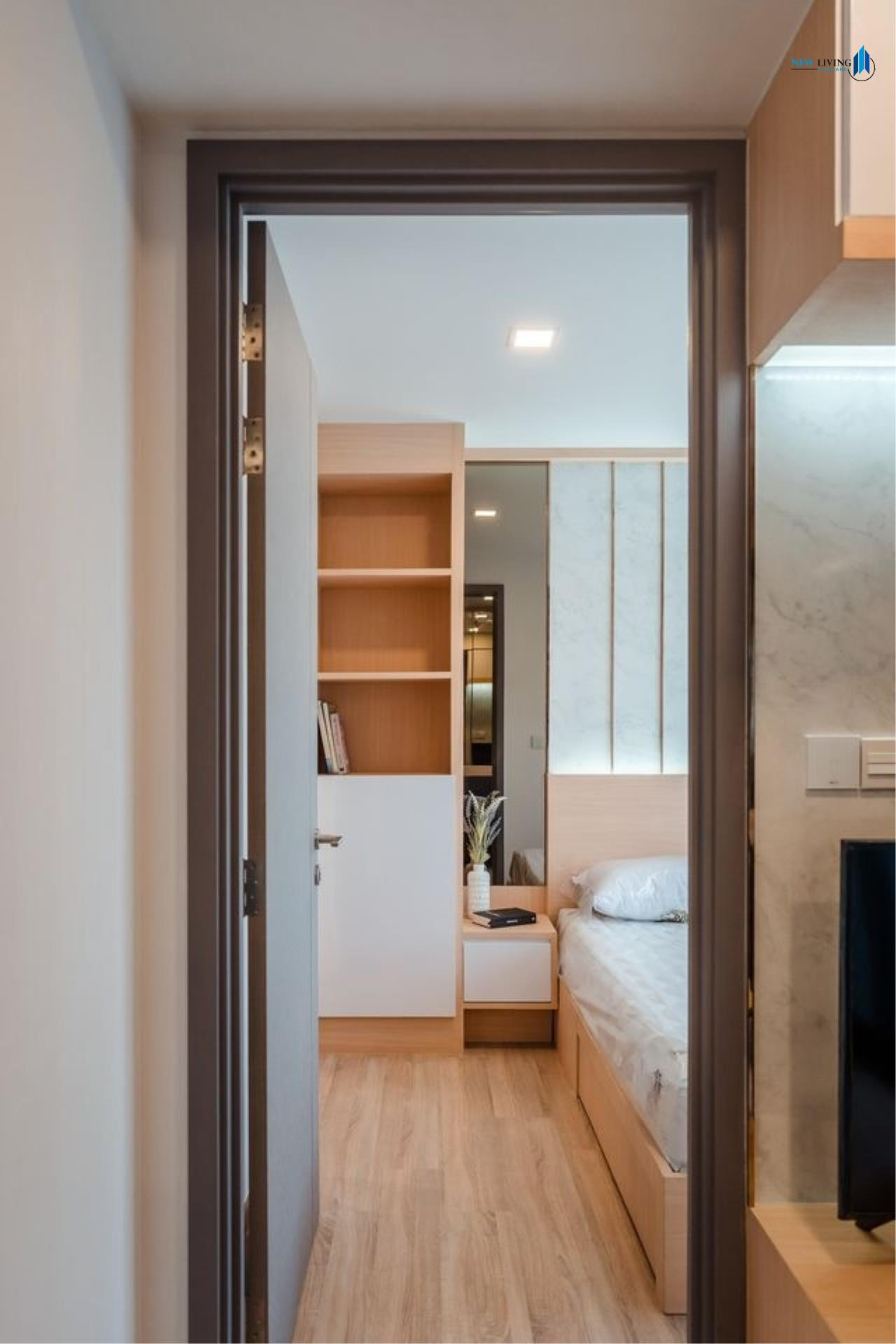 New Living Thailand Agency's *** Urgent rent !!! Taka Haus 1 Bedroom 34.72 sq m, fully furnished, high floor, beautiful room *** 7