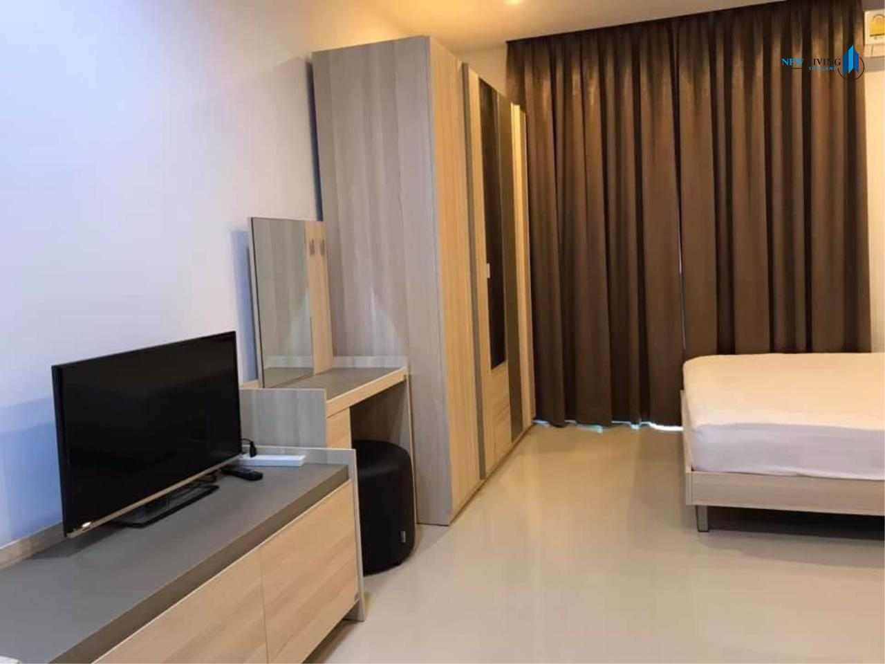 New Living Thailand Agency's **** Urgent rent  !!! Supalai Premier Asoke 1 bedroom 40 sq.m. fully furnished, high floor, open view *** 3
