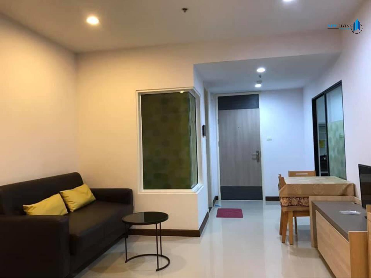 New Living Thailand Agency's **** Urgent rent  !!! Supalai Premier Asoke 1 bedroom 40 sq.m. fully furnished, high floor, open view *** 1