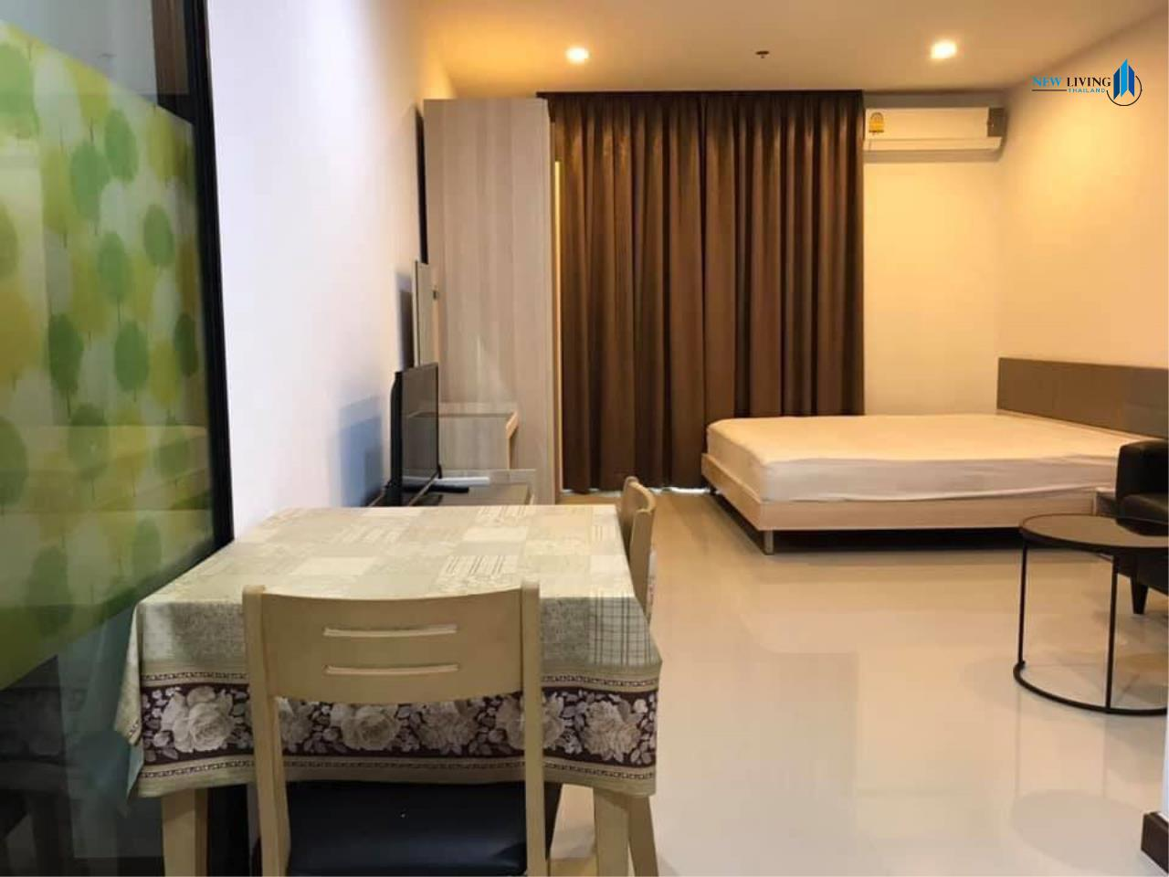 New Living Thailand Agency's **** Urgent rent  !!! Supalai Premier Asoke 1 bedroom 40 sq.m. fully furnished, high floor, open view *** 2