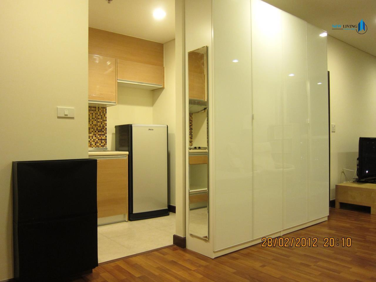 New Living Thailand Agency's **** Urgent rent  Le Luk Condo, 1 bedroom 35 sq.m.,  fully furnished **** 5