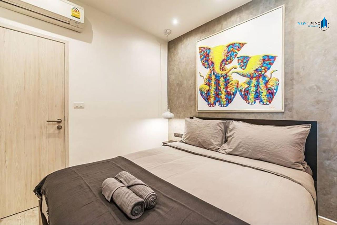 New Living Thailand Agency's +++ Urgent rent !!! Pathumwan Resort 2 bedroom 60 sq.m. Fully furnished room +++ 5
