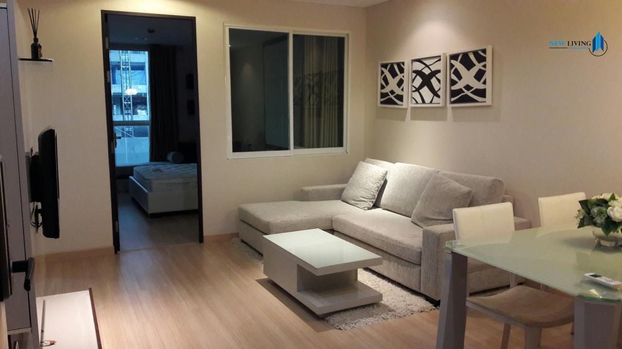 New Living Thailand Agency's Urgent Sale, The Address Pathumwan near BTS Ratchathewi** 1 bedrooms, 48.91 sq.m., Fully Furnished 1
