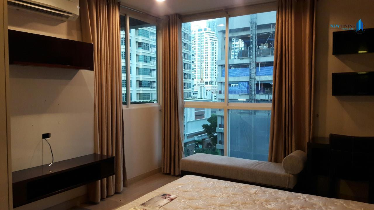 New Living Thailand Agency's Urgent Sale, The Address Pathumwan near BTS Ratchathewi** 1 bedrooms, 48.91 sq.m., Fully Furnished 4