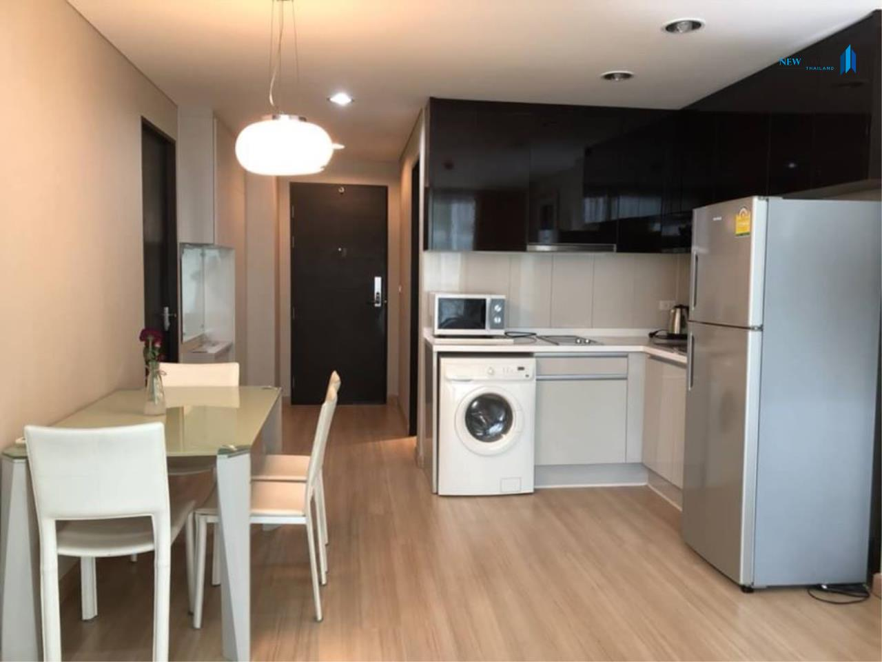 New Living Thailand Agency's For rent, The Address Pathumwan, near Ratchathewi BTS, 2 bedrooms, 60 sq.m., east, fully furnished 8