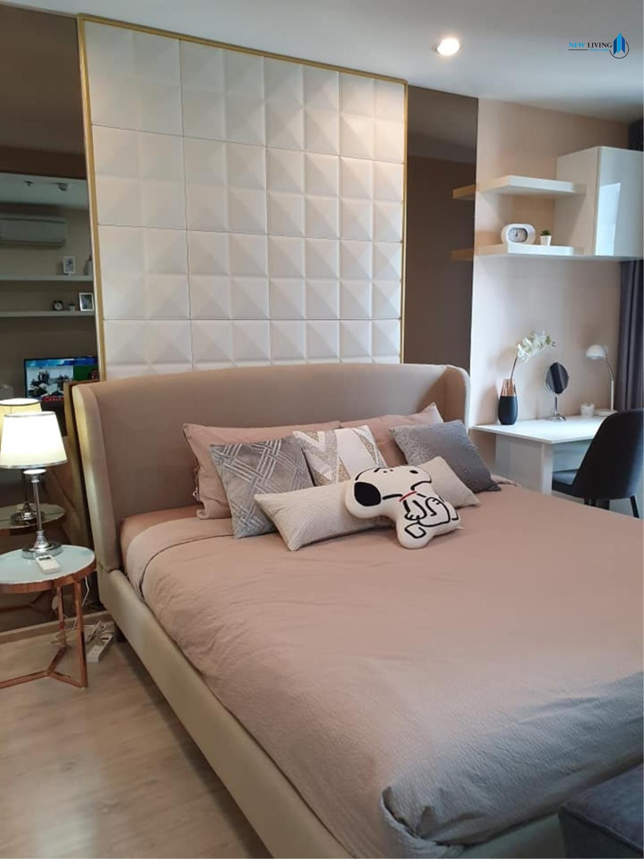 New Living Thailand Agency's +++ Urgent rent !! +++ Ideo Q Chula Samyan, fully furnished 1 bedroom , 33 sq.m.,+++ 1