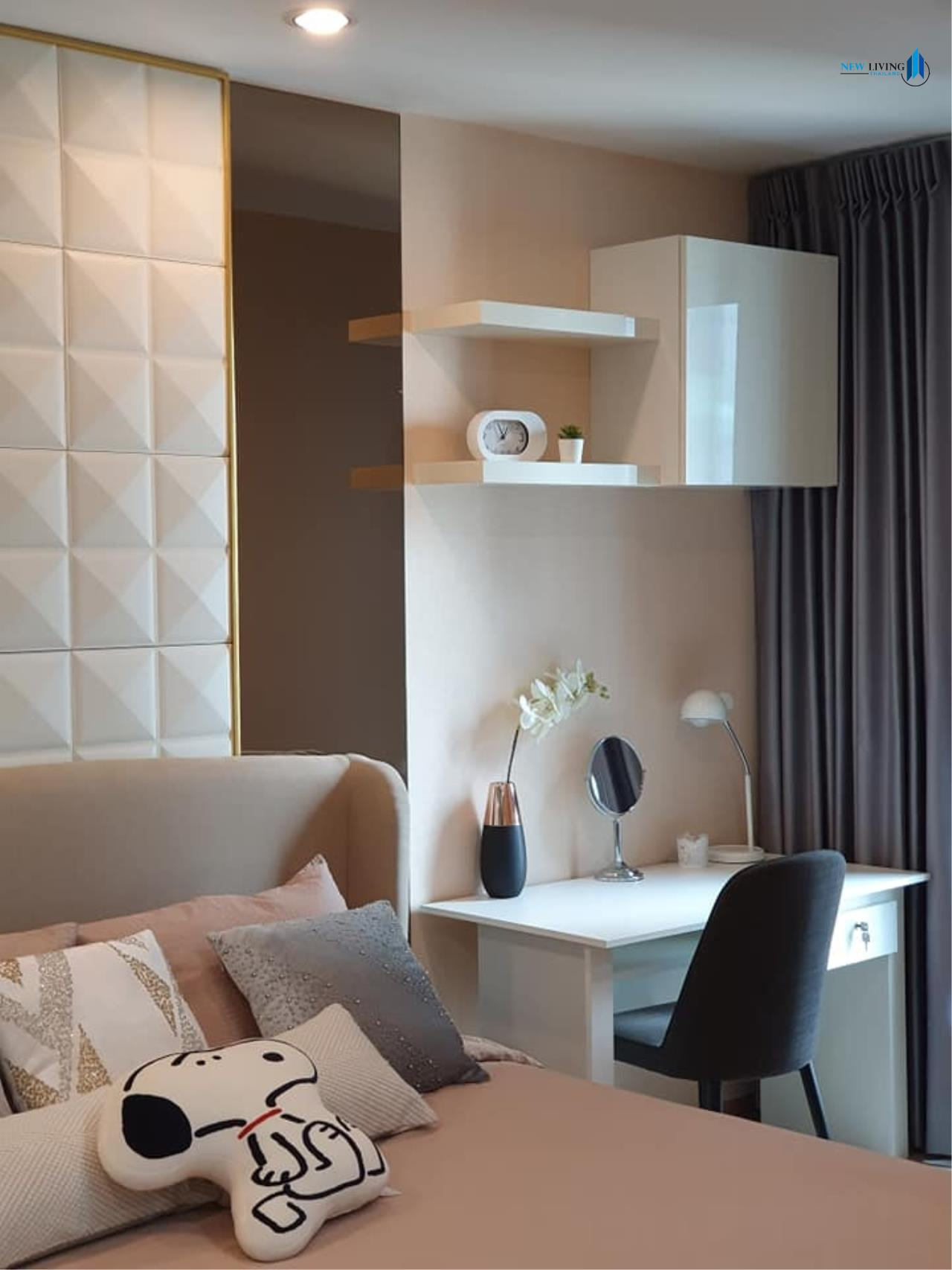 New Living Thailand Agency's +++ Urgent rent !! +++ Ideo Q Chula Samyan, fully furnished 1 bedroom , 33 sq.m.,+++ 2