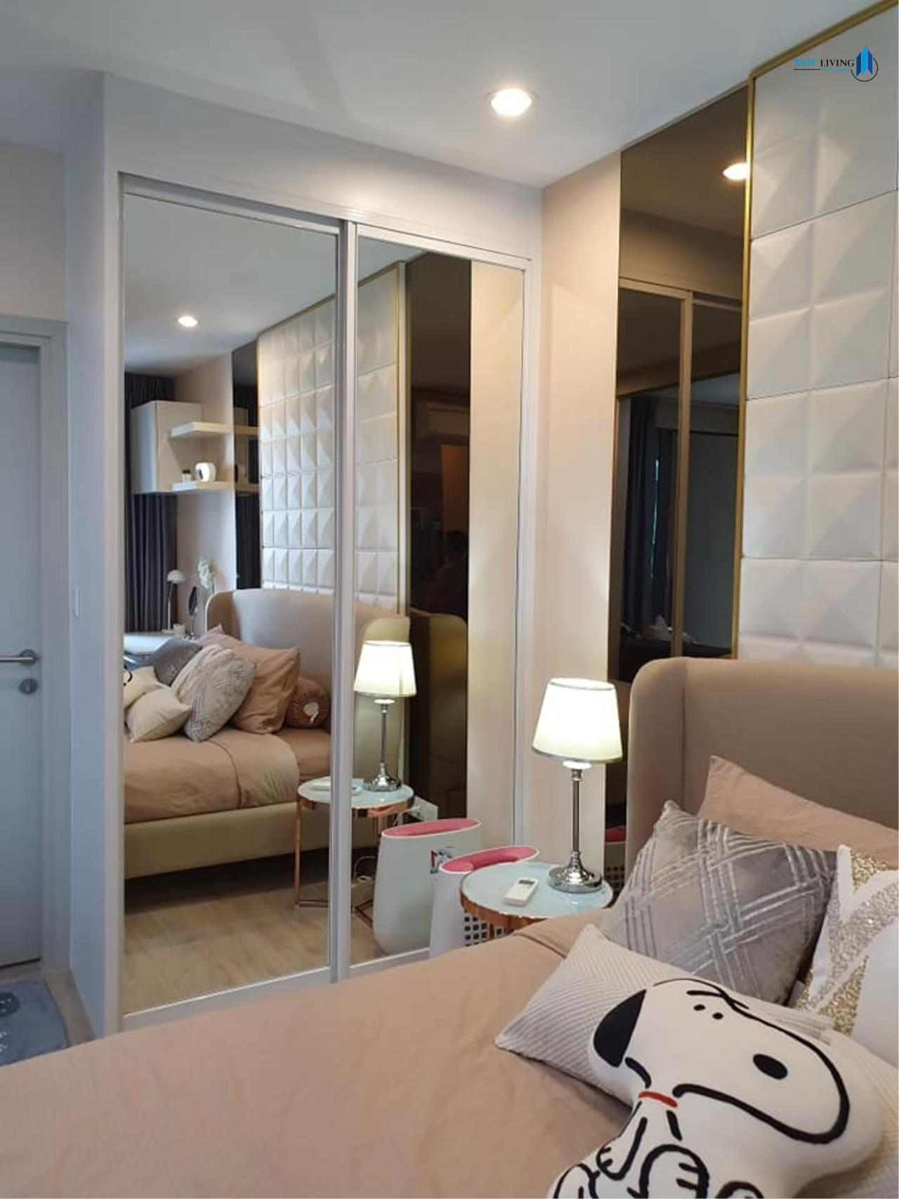 New Living Thailand Agency's +++ Urgent rent !! +++ Ideo Q Chula Samyan, fully furnished 1 bedroom , 33 sq.m.,+++ 4