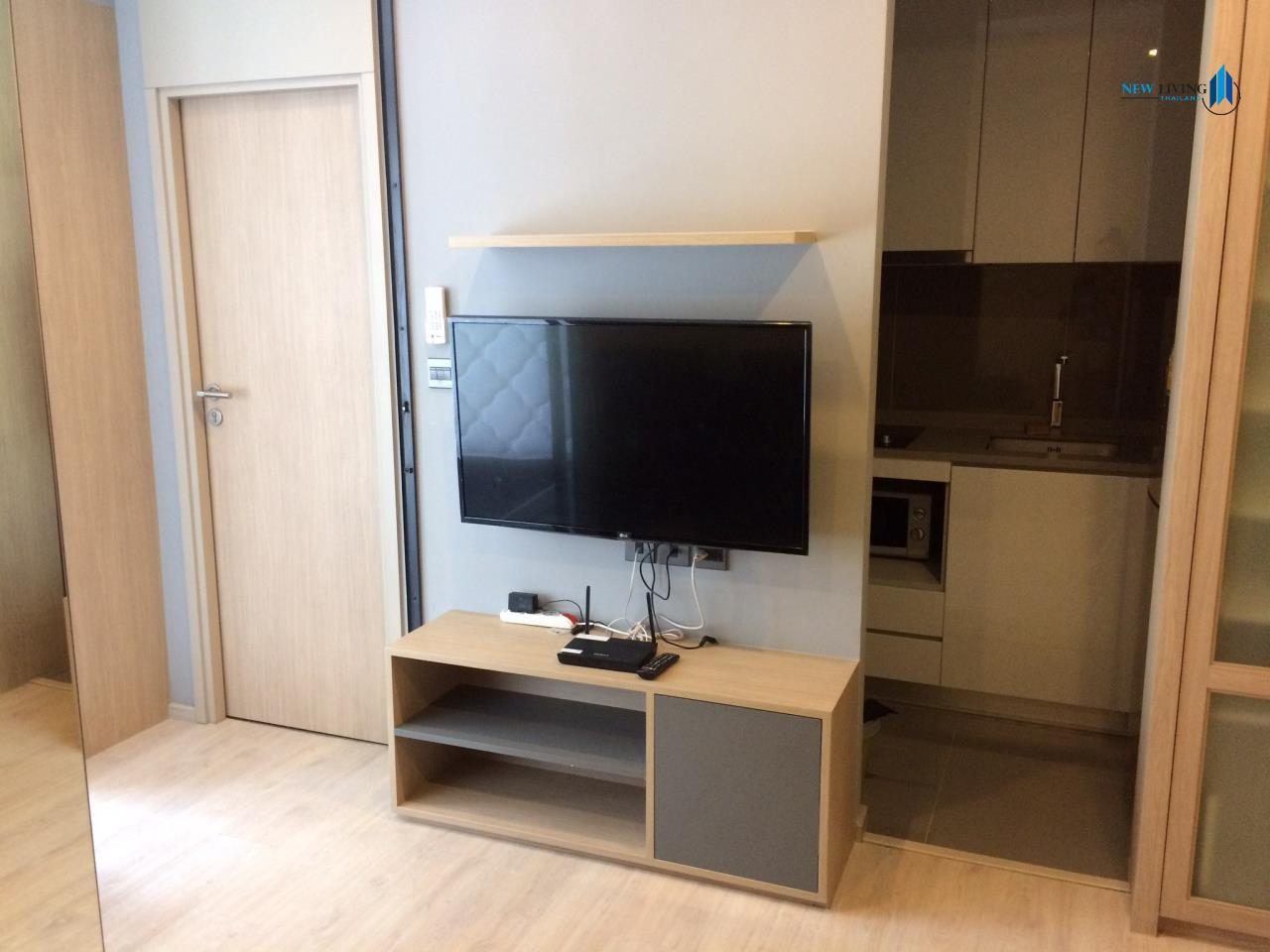 New Living Thailand Agency's **** Urgent Sale M Thonglor, 1 bedroom, beautiful unit, 29 sq.m. 1
