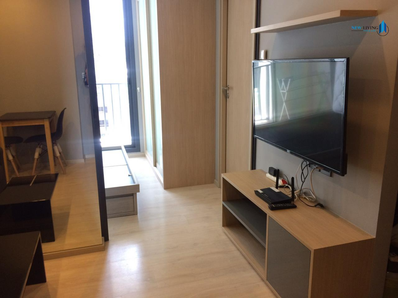 New Living Thailand Agency's **** Urgent Sale M Thonglor, 1 bedroom, beautiful unit, 29 sq.m. 4