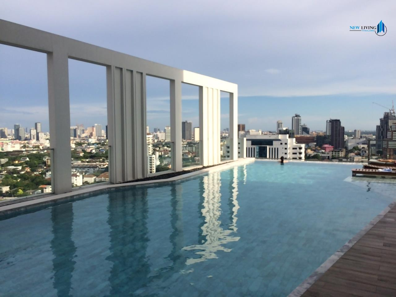 New Living Thailand Agency's **** Urgent Sale M Thonglor, 1 bedroom, beautiful unit, 29 sq.m. 6