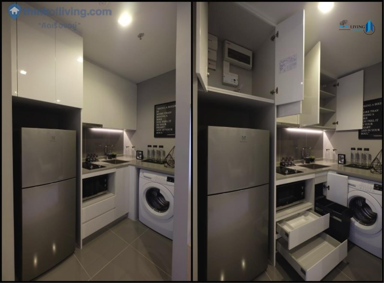New Living Thailand Agency's *** Urgent Sale M Thonglor 1 Bedroom 29.8 sq.m. **** 5