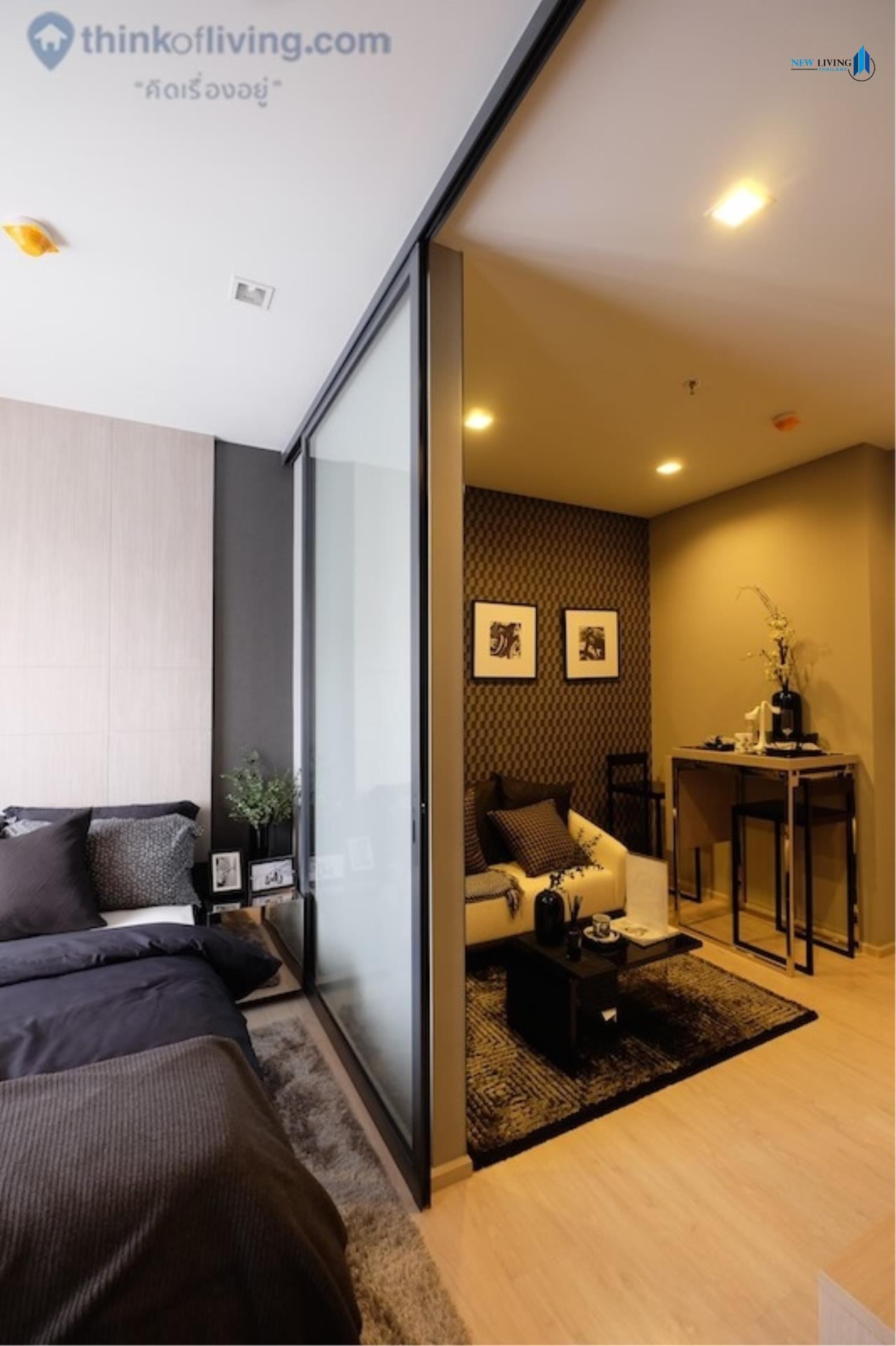 New Living Thailand Agency's *** Urgent Sale M Thonglor 1 Bedroom 29.8 sq.m. **** 2