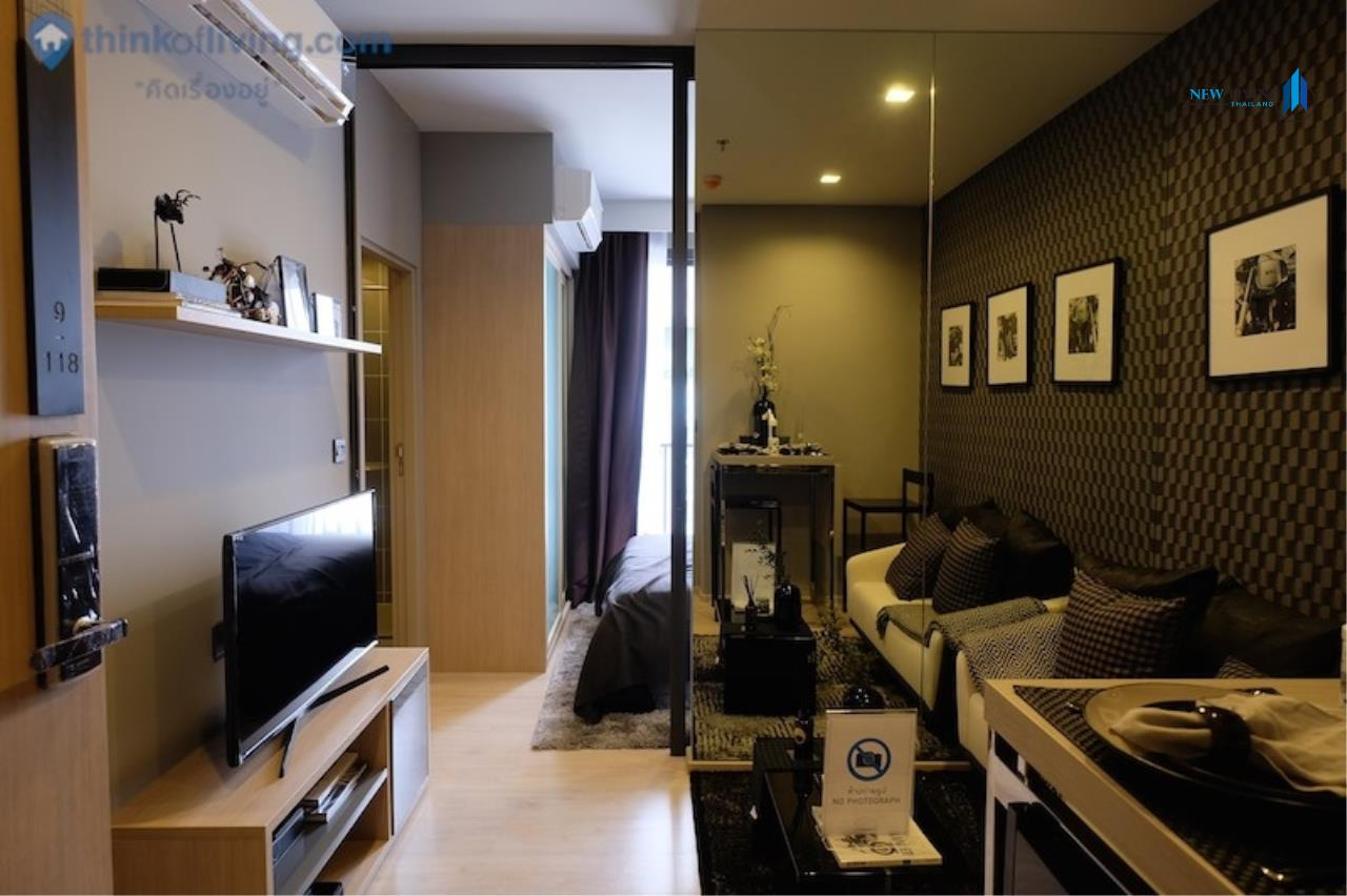 New Living Thailand Agency's *** Urgent Sale M Thonglor 1 Bedroom 29.8 sq.m. **** 1