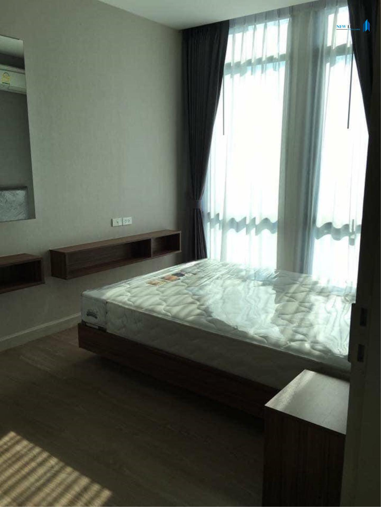 New Living Thailand Agency's ---- Urgent rent !!! The Capital Rajprarop-vibha 1 Bedroom 36.17 sq.m. Fully Furnished ---- 1