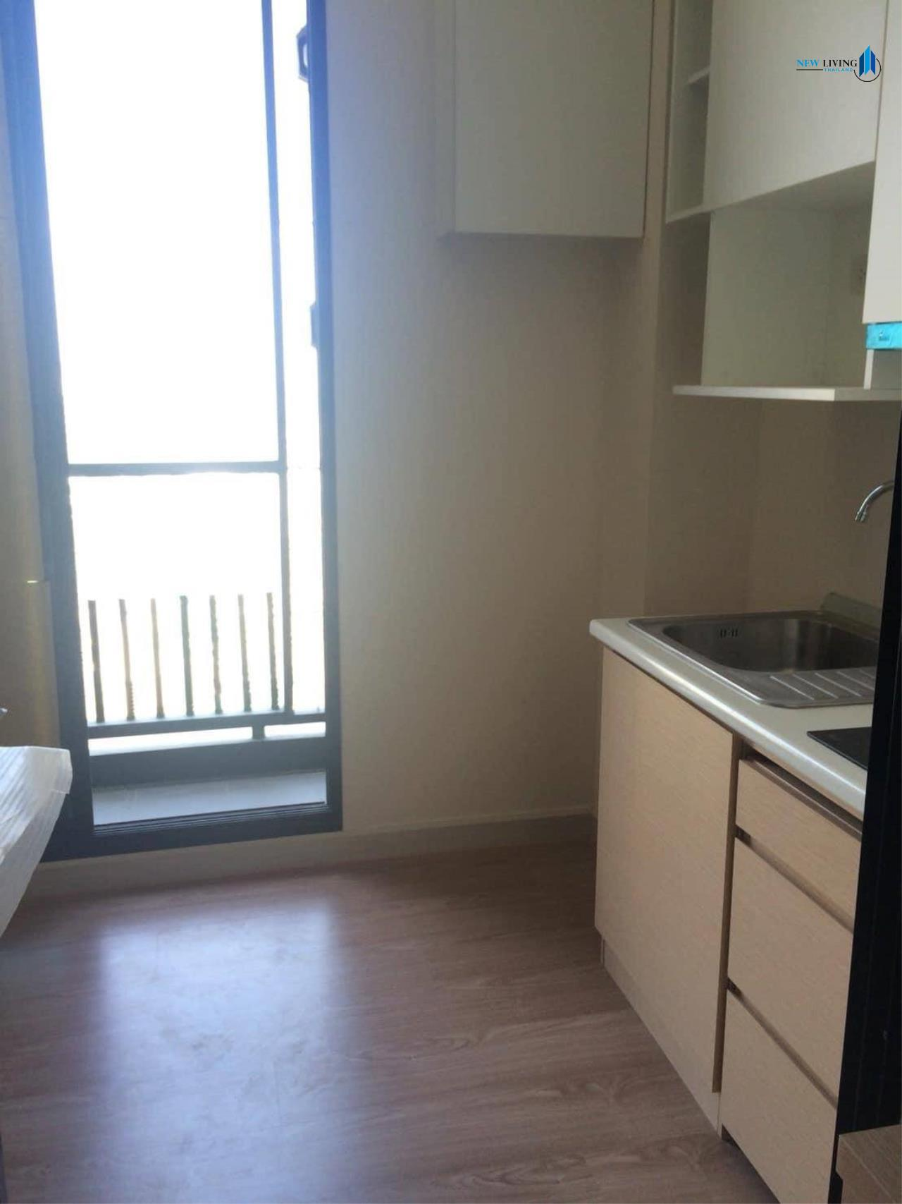 New Living Thailand Agency's ---- Urgent rent !!! The Capital Rajprarop-vibha 1 Bedroom 36.17 sq.m. Fully Furnished ---- 3