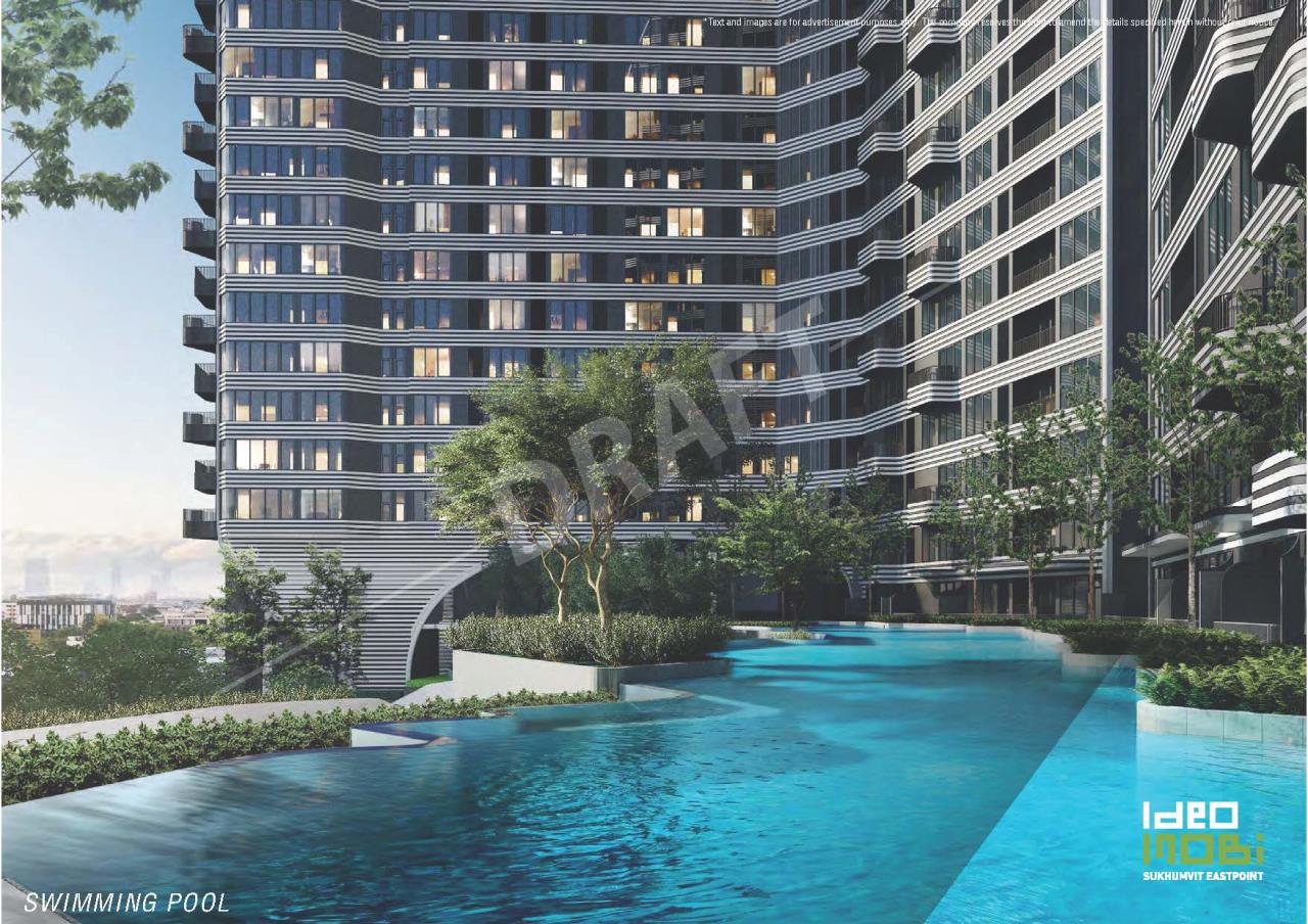 Wise Real Estate and Consultancy Agency's Studio Unit  For Sale -Ananda Ideo Mobi Eastpoint Bangna BTS 6