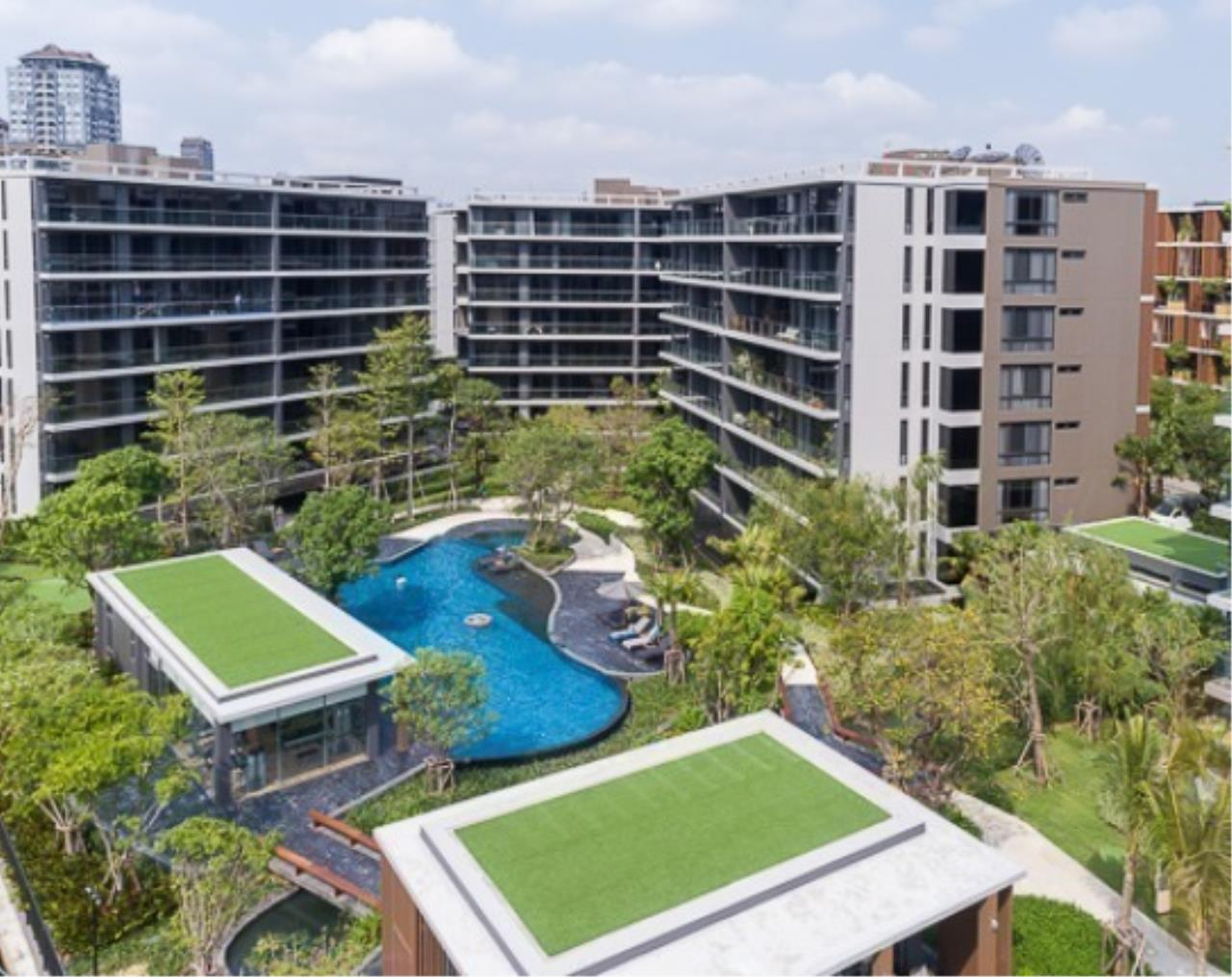 Wise Real Estate and Consultancy Agency's Park Court Sukhumvit 77 - Penthouse 3 Bedroom For Sale 1