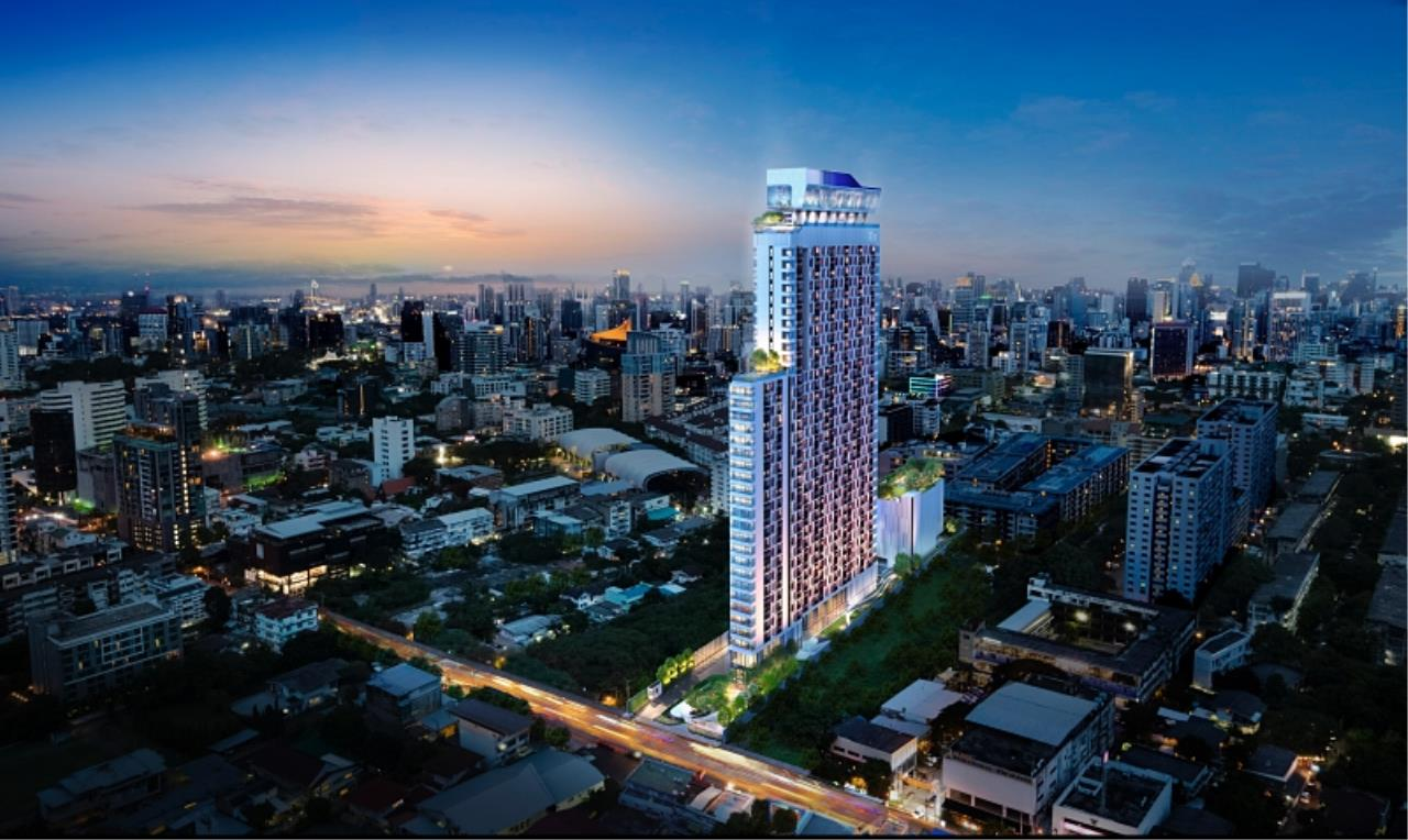 Wise Real Estate and Consultancy Agency's XT Ekamai - 1 Bedroom For Sale 1