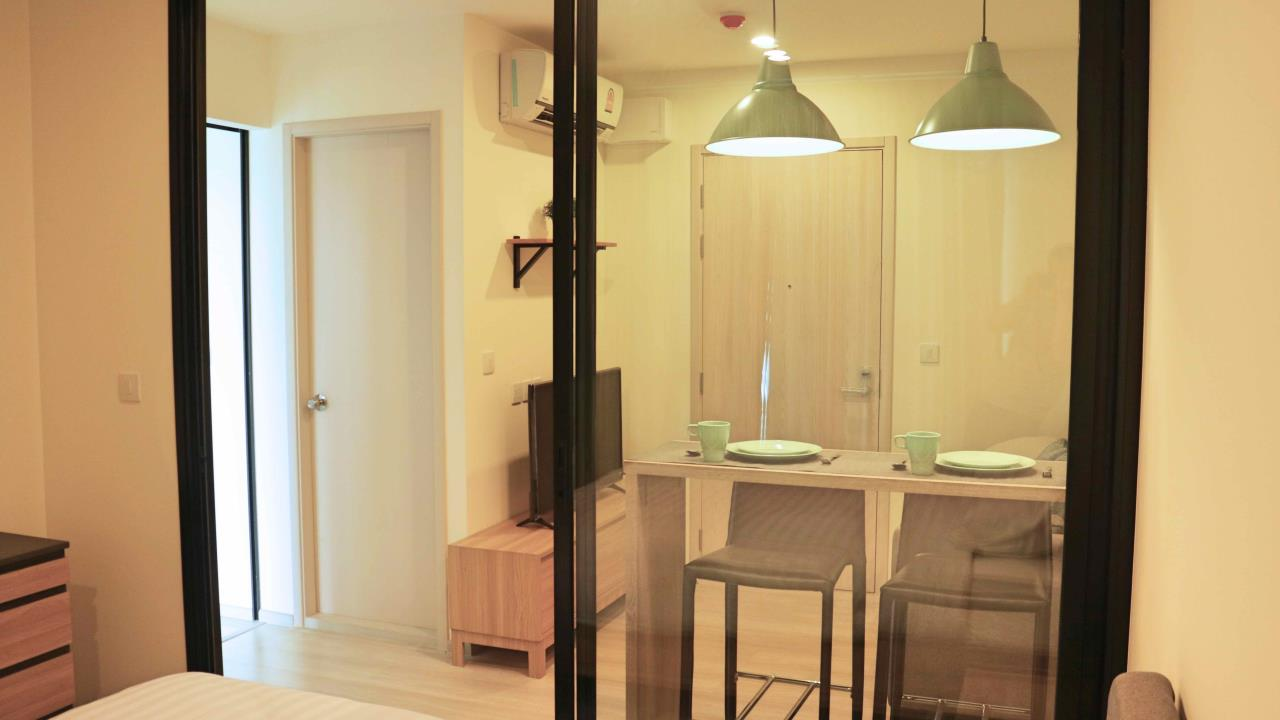 Wise Real Estate and Consultancy Agency's 1 Bedroom Life Asok For Rent -180meter to MRT Phetburi  2