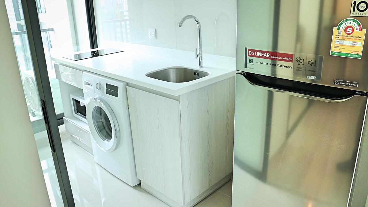 Wise Real Estate and Consultancy Agency's Life Asok 1Bedroom For Rent - Near MRT Phetburi 2