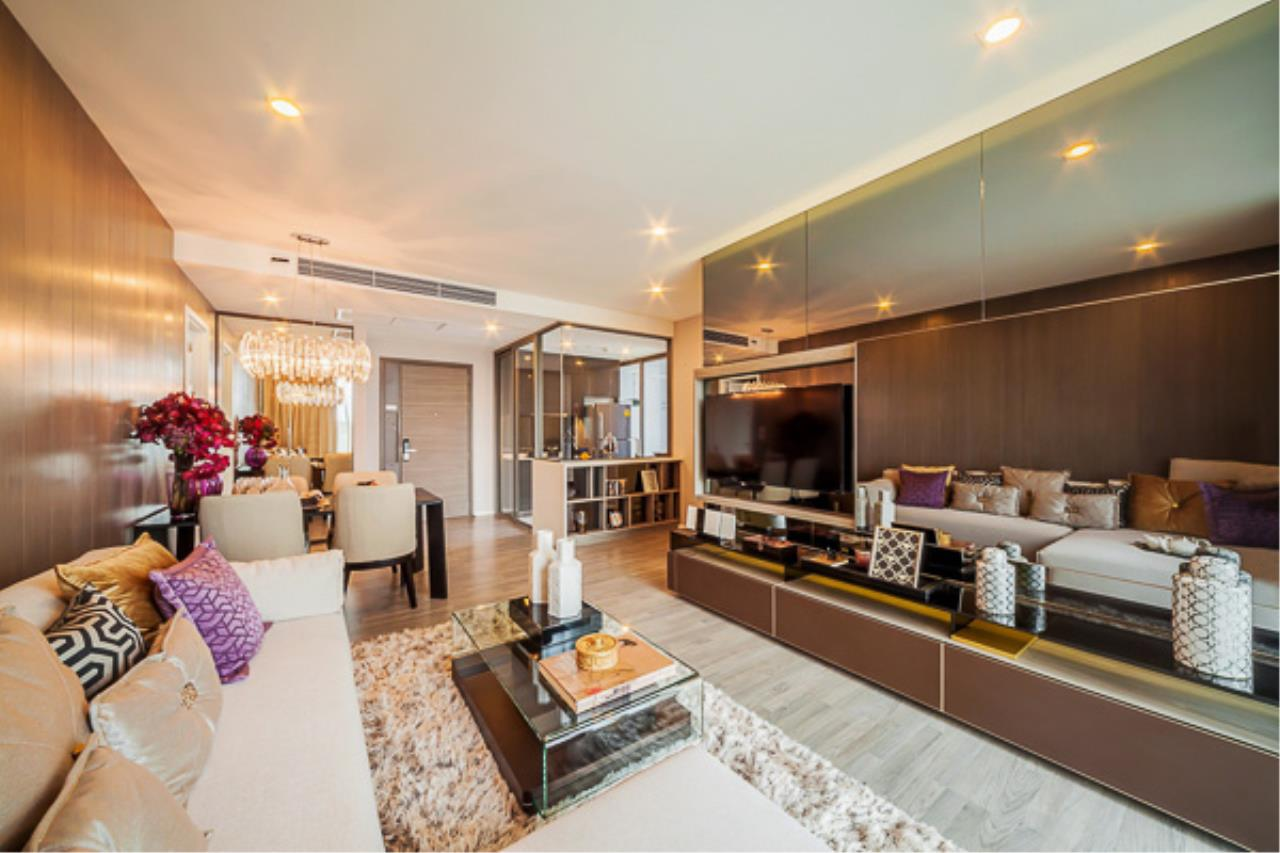 Wise Real Estate and Consultancy Agency's 1 Bedroom For Sale 100 meter to BTS Prakhanong-  The Room 69 11