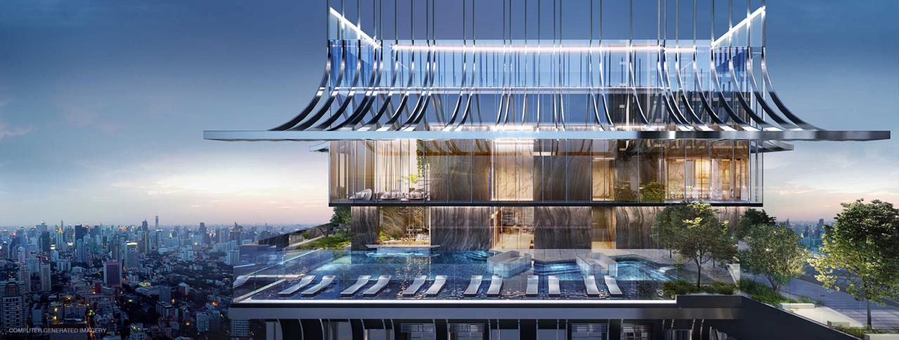 Wise Real Estate and Consultancy Agency's The Park Origin Thonglor For Sale- BTS Thonglor  2