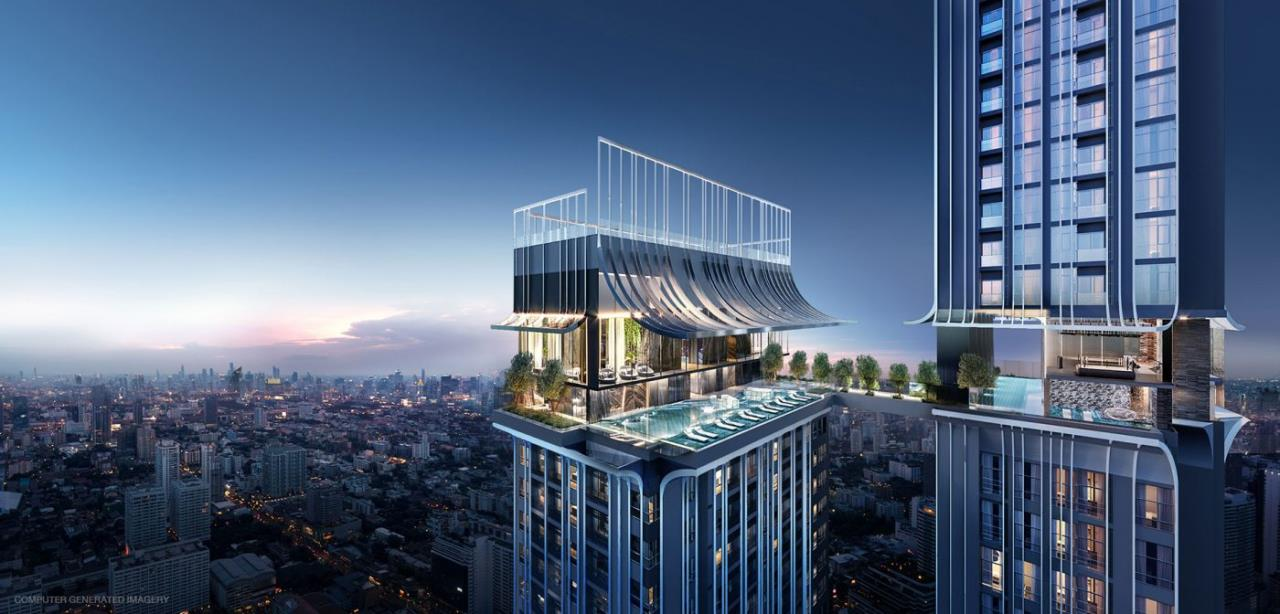 Wise Real Estate and Consultancy Agency's The Park Origin Thonglor For Sale- BTS Thonglor  12