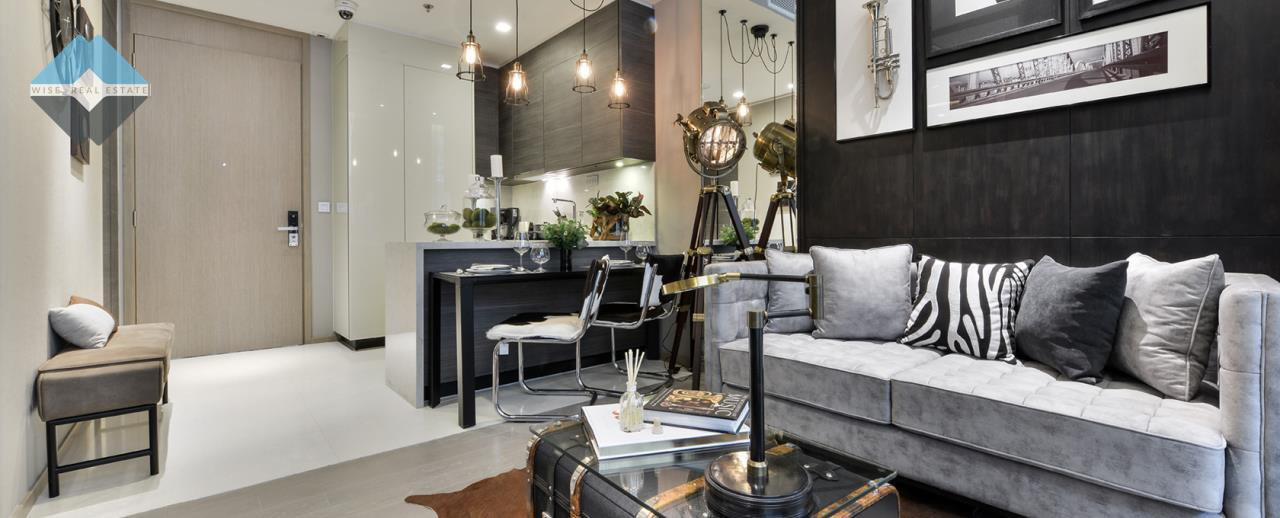 Wise Real Estate and Consultancy Agency's 1 Bedroom - The Esse Asoke 2