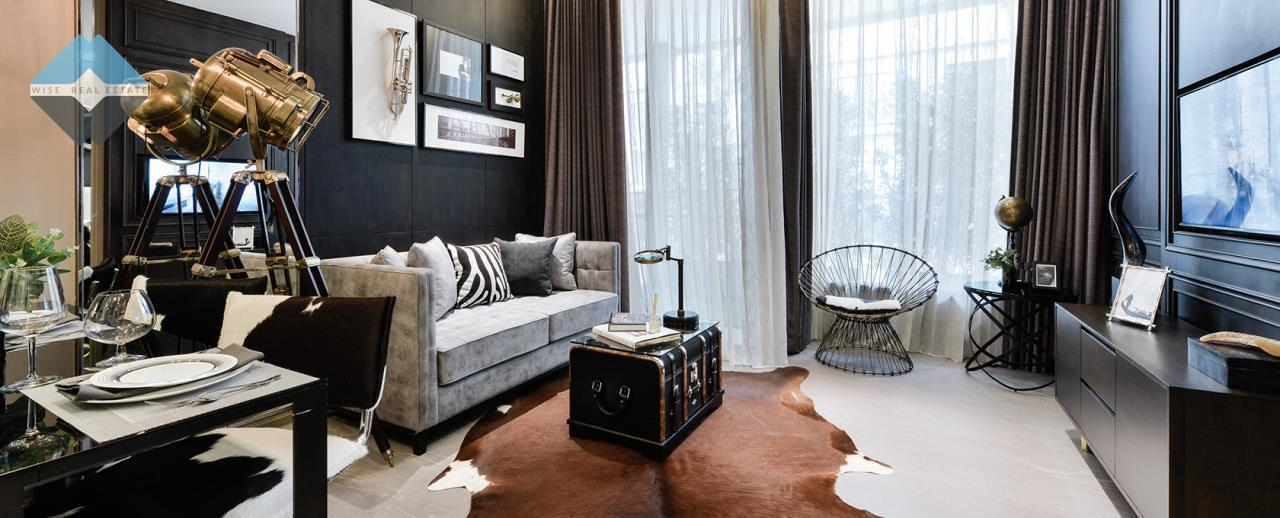 Wise Real Estate and Consultancy Agency's 1 Bedroom - The Esse Asoke 3