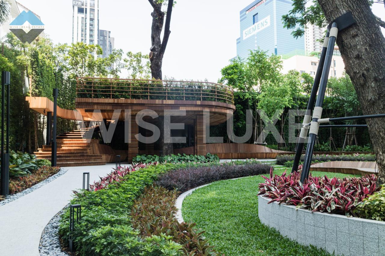 Wise Real Estate and Consultancy Agency's 2 Bedroom - The Monument Thonglor 19