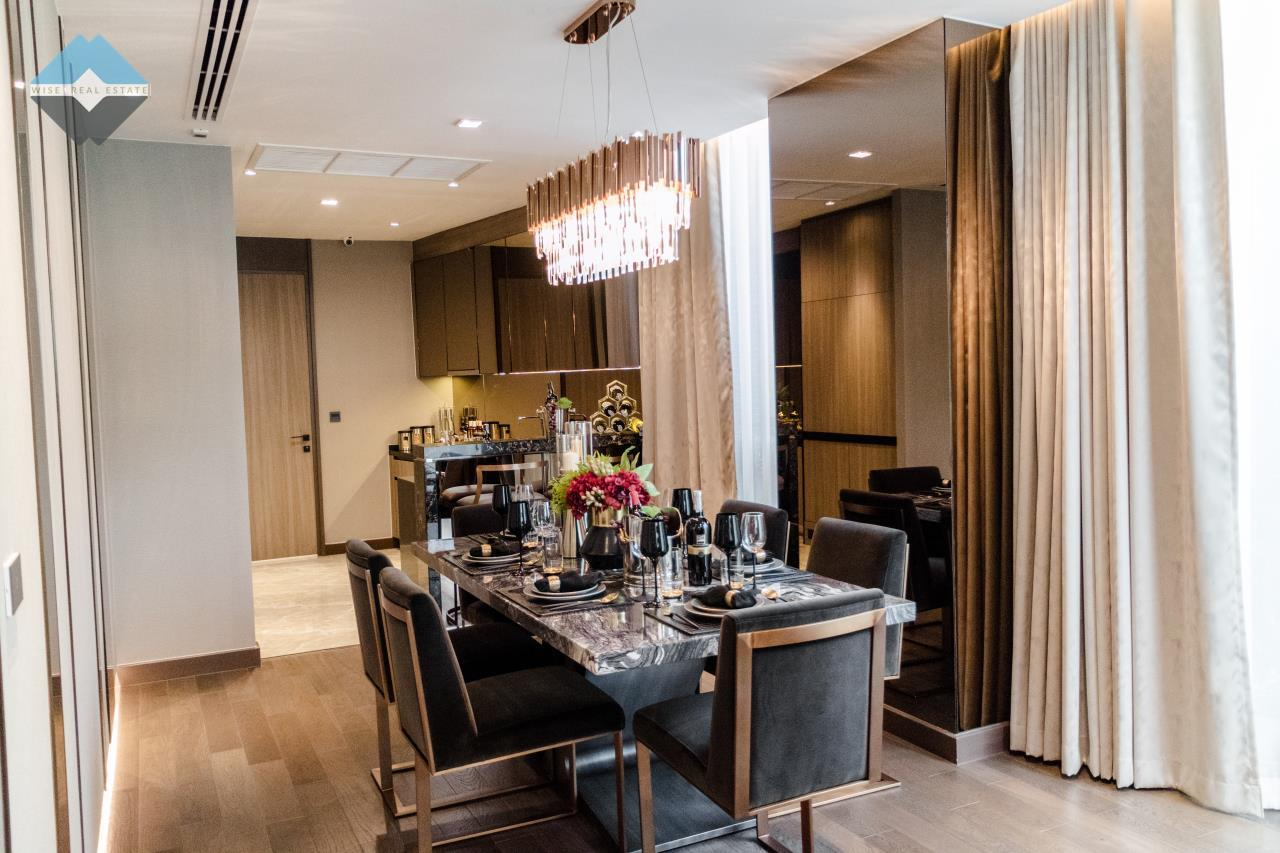 Wise Real Estate and Consultancy Agency's 2 Bedroom - AESTIQ Thonglor 4