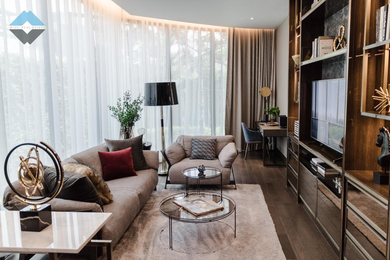 Wise Real Estate and Consultancy Agency's 2 Bedroom - AESTIQ Thonglor 1