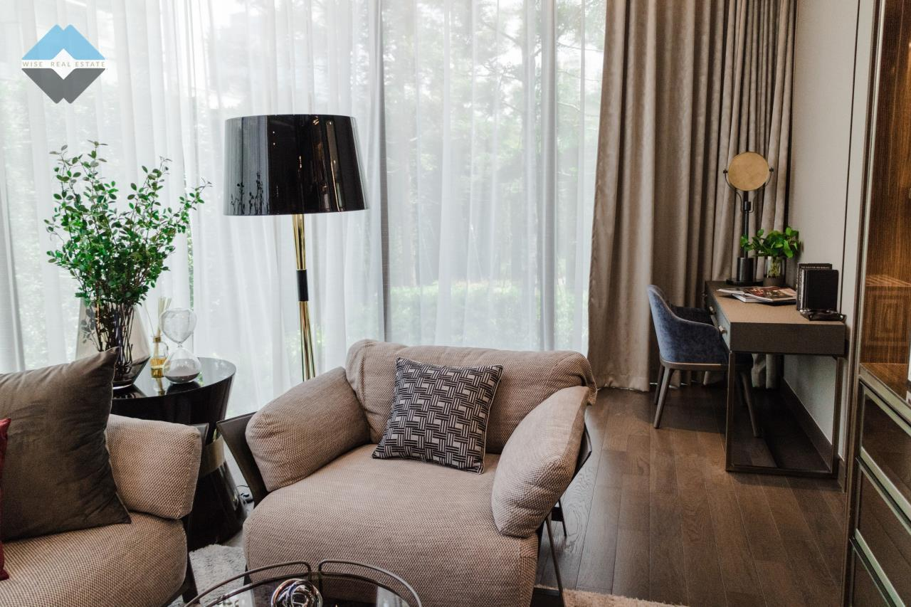 Wise Real Estate and Consultancy Agency's 2 Bedroom - AESTIQ Thonglor 3