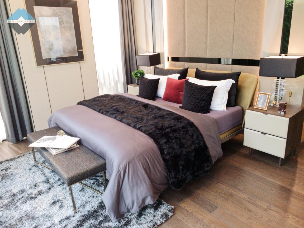 Wise Real Estate and Consultancy Agency's 2 Bedroom - AESTIQ Thonglor 7