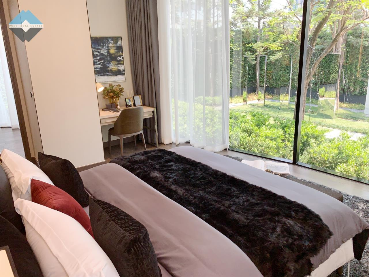 Wise Real Estate and Consultancy Agency's 2 Bedroom - AESTIQ Thonglor 8