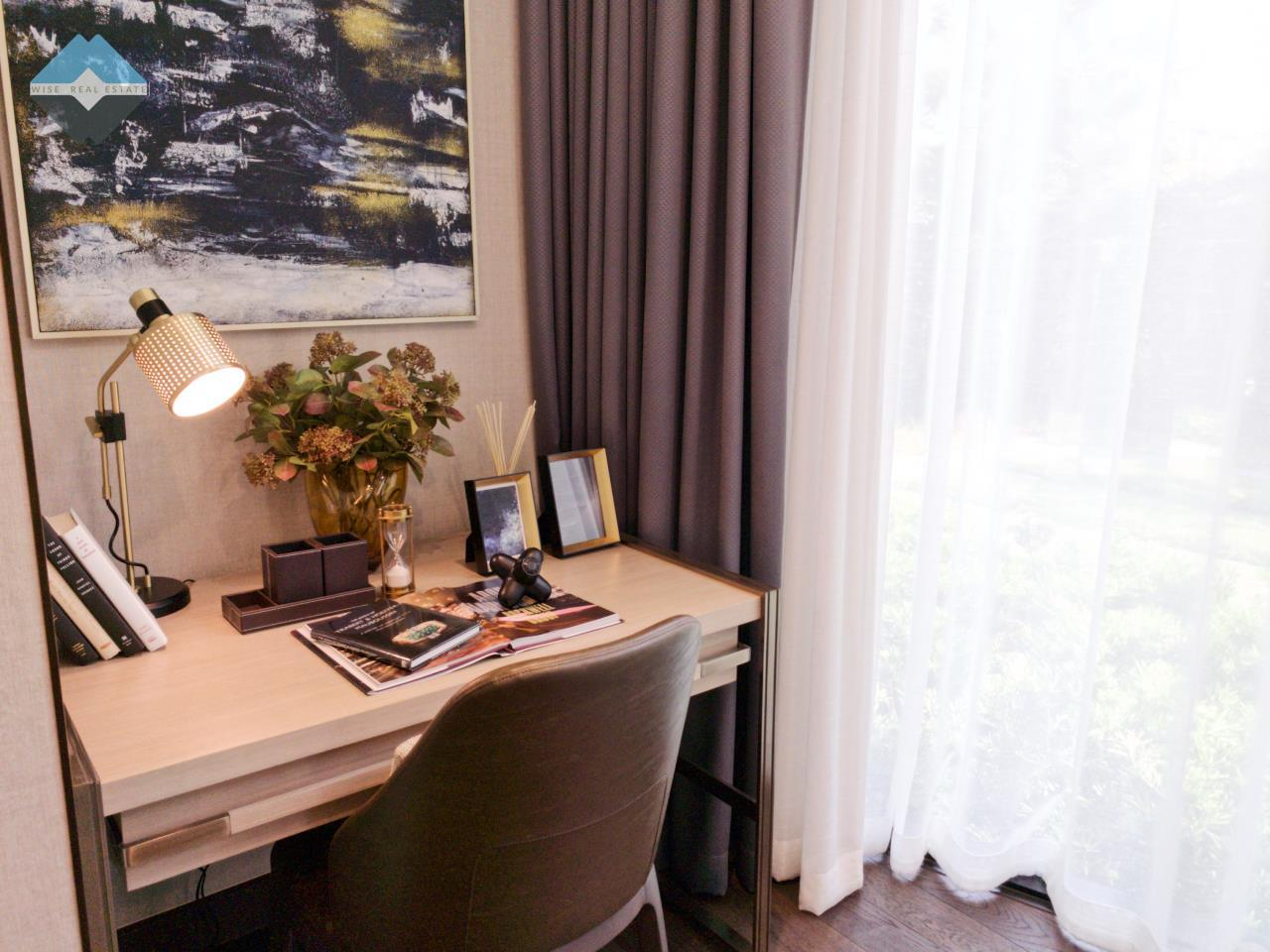 Wise Real Estate and Consultancy Agency's 2 Bedroom - AESTIQ Thonglor 9