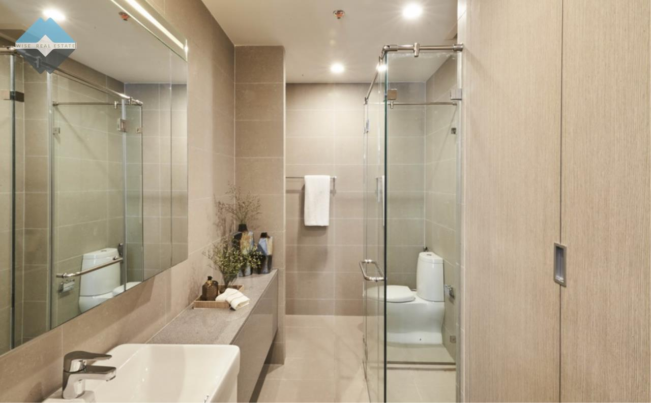 Wise Real Estate and Consultancy Agency's 1 Bedroom - Noble Ploenchit 4