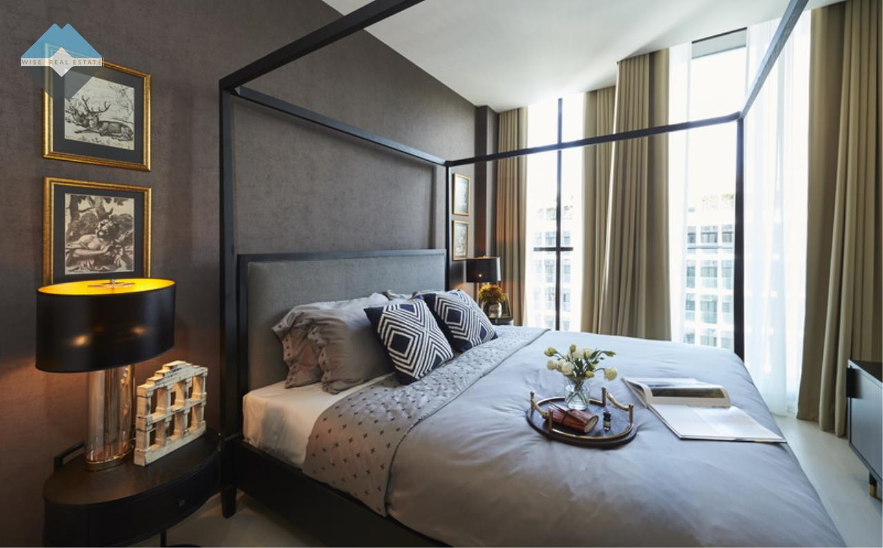 Wise Real Estate and Consultancy Agency's 1 Bedroom - Noble Ploenchit 3