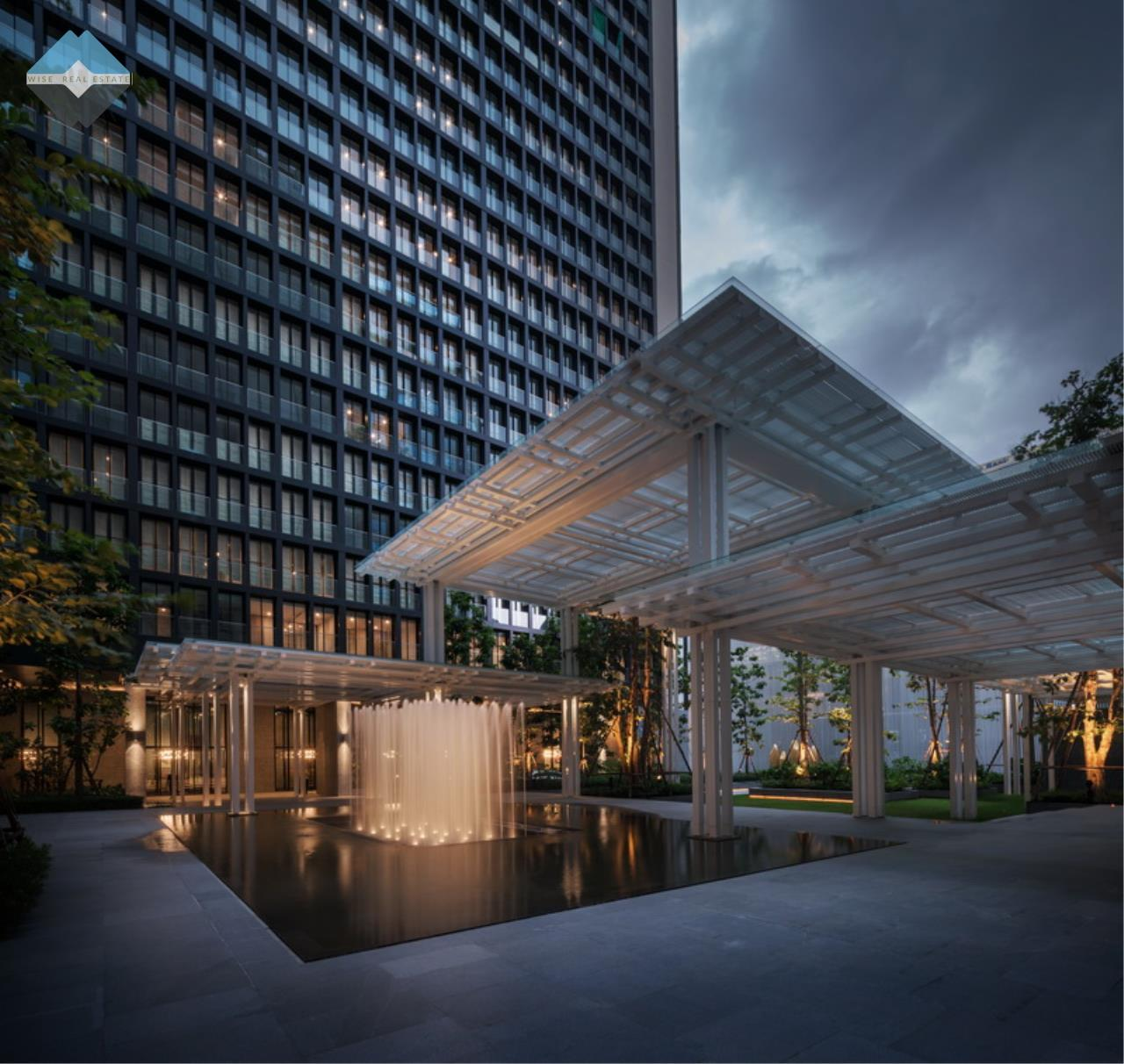 Wise Real Estate and Consultancy Agency's 1 Bedroom - Noble Ploenchit 5